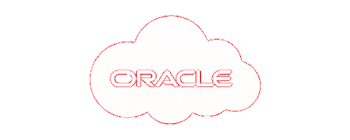 White Oracle Cloud